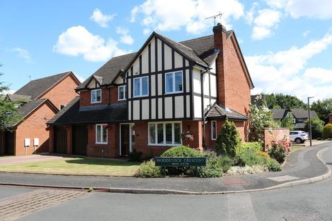 4 bedroom detached house for sale - Woodstock Crescent, Dorridge