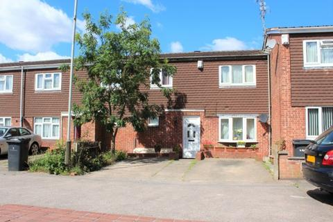 3 bedroom terraced house for sale - Rockingham Close Goodwood,  Leicester, LE5