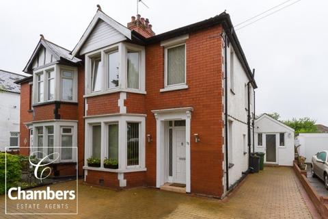4 bedroom semi-detached house for sale - Manor Way, Whitchurch, Cardiff, CF14