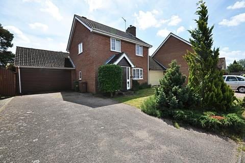 3 bedroom detached house for sale - Robinson Road, Scole, Diss