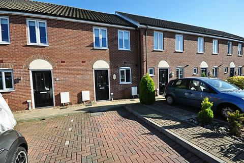 2 bedroom terraced house for sale - Bartrums Mews, Diss
