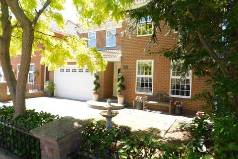 4 bedroom detached house for sale - 5 SILVER POINT MARINE