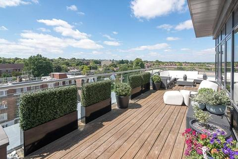 2 bedroom penthouse for sale - College House, 52 Putney Hill, SW15