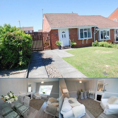 2 bedroom bungalow for sale - Cliffside, South Shields