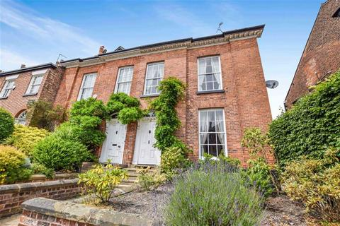 4 bedroom townhouse to rent - The Downs, Altrincham, Cheshire, WA14
