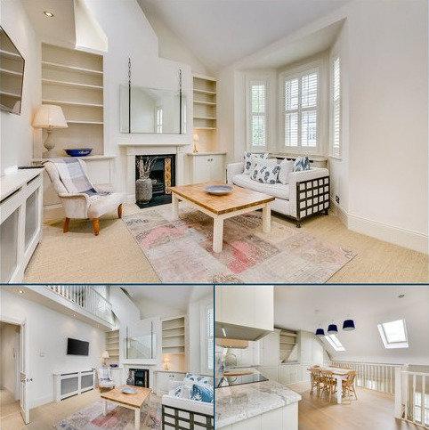 2 bedroom flat for sale - Racton Road, London, SW6