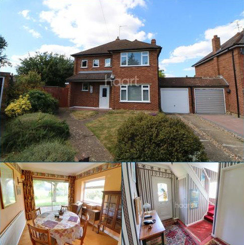 3 bedroom detached house for sale - Bannard Road, Maidenhead