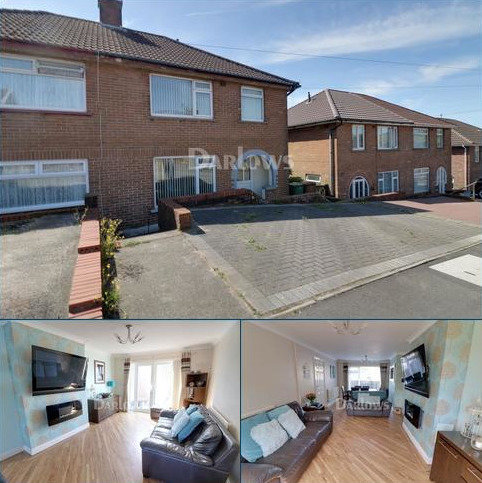3 bedroom semi-detached house for sale - Heol Aneurin, Penyrheol