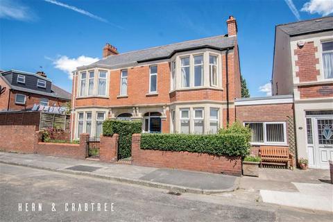 3 bedroom semi-detached house for sale - Kensington Avenue, Victoria Park, Cardiff