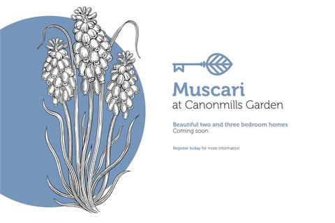 3 bedroom flat for sale - 3 Beds Muscari At Canonmills Garden, Hughes Close, Edinburgh, EH7