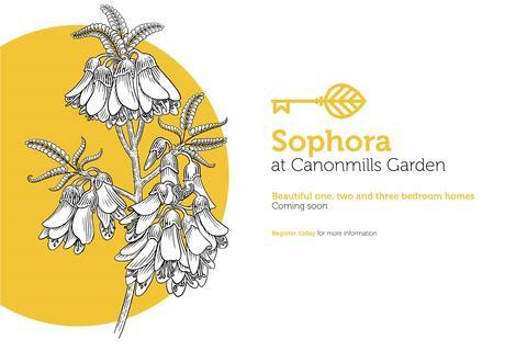 2 bedroom flat for sale - 2 Beds Sophora At Canonmills Garden, Warriston Road, Edinburgh, EH7