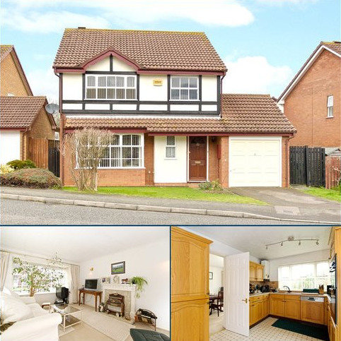 4 bedroom detached house for sale - Stanmore Gardens, Newport Pagnell, Buckinghamshire