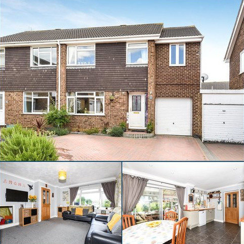 5 bedroom semi-detached house for sale - Byron Drive, Newport Pagnell, Buckinghamshire