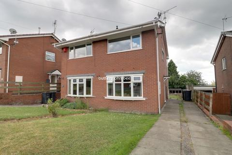 2 bedroom semi-detached house for sale - Medina Way, Kidsgrove
