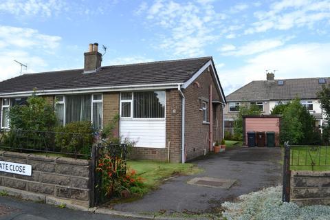 2 bedroom semi-detached bungalow for sale - Highgate Close, Queensbury