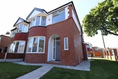 3 bedroom semi-detached house for sale - Kings Road, Old Trafford, Manchester, M16