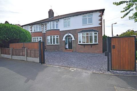 4 bedroom semi-detached house for sale - Ladybridge Road, Cheadle Hulme