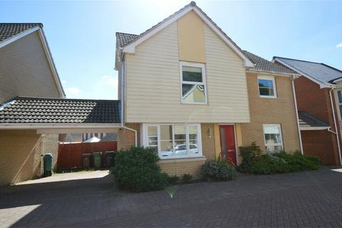 4 bedroom detached house for sale - Silvo Road, Queens Hill, Costessey, Norfolk