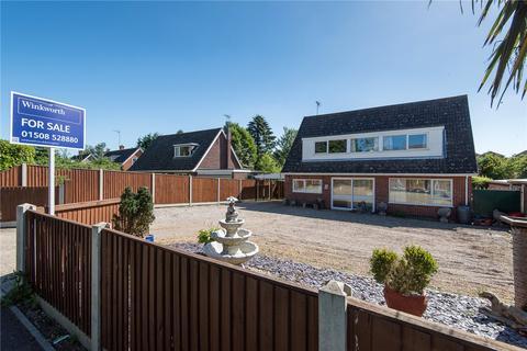 4 bedroom detached house for sale - Langley Road, Chedgrave, Norwich, Norfolk, NR14