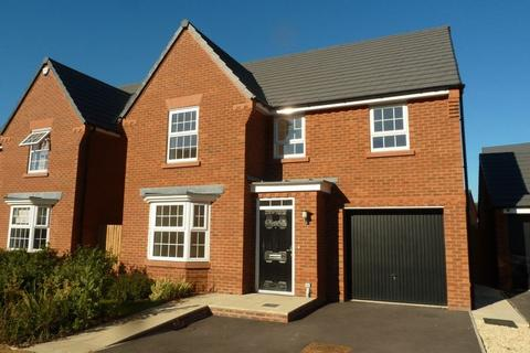 4 bedroom detached house for sale - Snow Crest Place, Stapeley Gardens, Nantwich