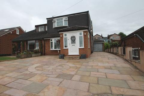 3 bedroom semi-detached house for sale - Brabyns Road, Gee Cross