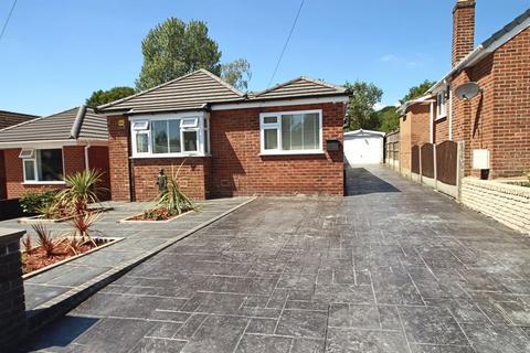 3 bedroom detached bungalow for sale - Richmond Road, Romiley