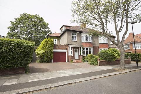 5 bedroom semi-detached house for sale - Moor Crescent, Gosforth, Newcastle upon Tyne
