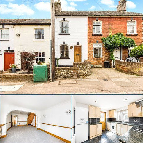 3 bedroom terraced house to rent - Cravells Road, Harpenden, Hertfordshire, AL5