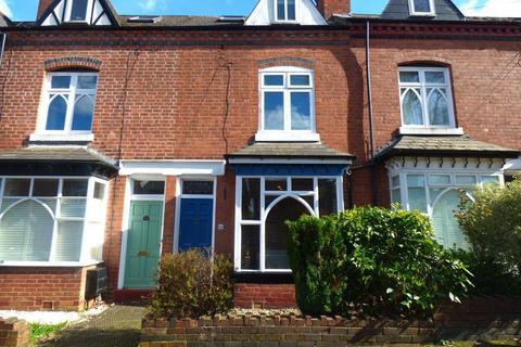 3 bedroom terraced house for sale - Regent Road, Harborne, Birmingham, B17 9JU