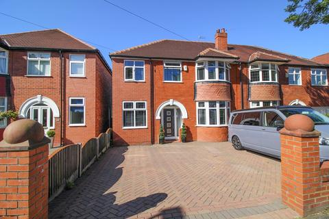 4 bedroom semi-detached house for sale - Knott Lane, Hyde, SK14