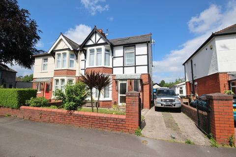 5 bedroom semi-detached house for sale - St Johns Crescent, Whitchurch, CARDIFF