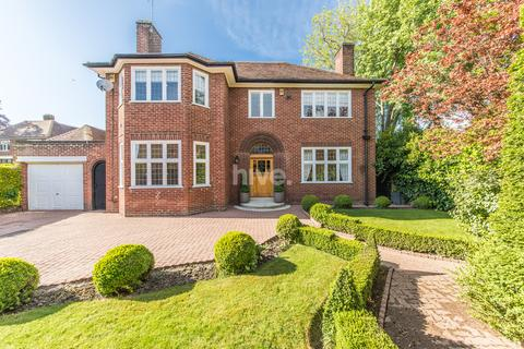 4 bedroom detached house for sale - Castleton Grove, Jesmond, Newcastle Upon Tyne
