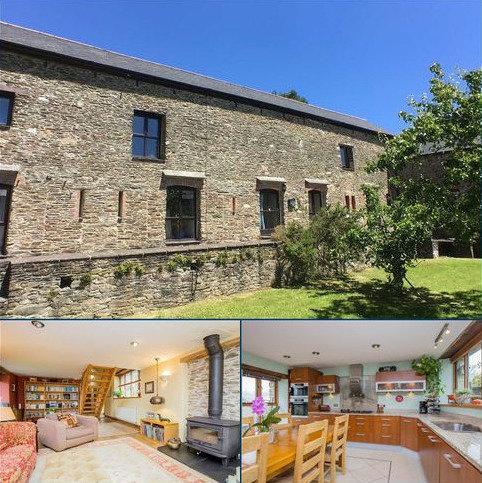 4 bedroom semi-detached house for sale - Chilley Barns, East Allington, Totnes, Devon, TQ9