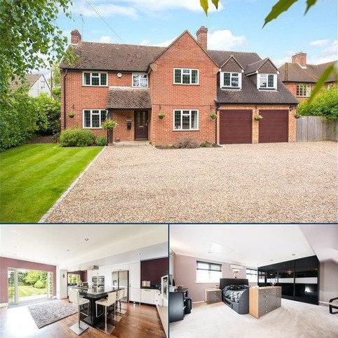 6 bedroom detached house for sale - Chinnor Road, Aston Rowant, Watlington, Oxfordshire