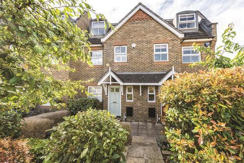 4 bedroom terraced house to rent - Pembridge Place, SW15