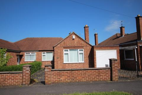3 bedroom bungalow for sale - Festival Avenue, Thurmaston, Leicester, LE4