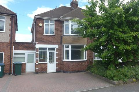 4 bedroom semi-detached house to rent - Arnold Avenue, Styvechale, Coventry, CV3
