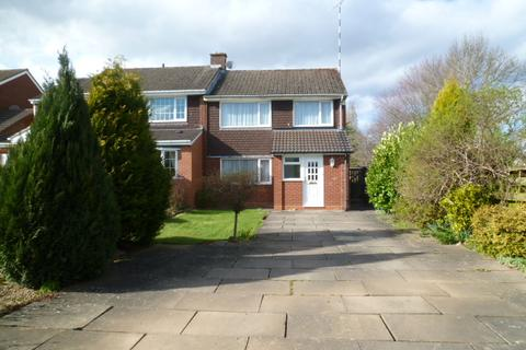 3 bedroom semi-detached house to rent - Girdlers Close, Styvechale, Coventry, West Midlands, CV3