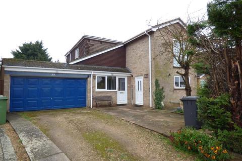 4 bedroom detached house for sale - The Gannocks, Peterborough