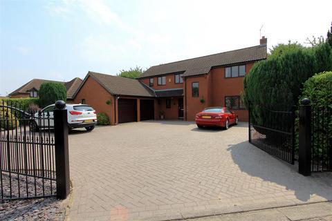 4 bedroom detached house for sale - The Paddocks, Werrington, Peterborough