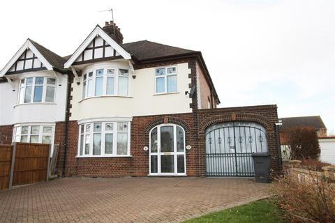 4 bedroom semi-detached house for sale - Eye Road, Newark, Peterborough