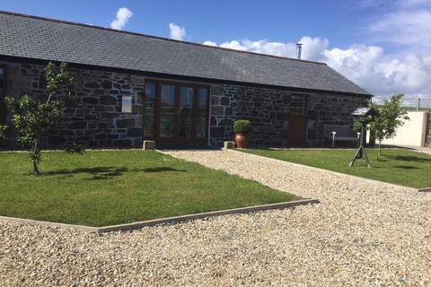 2 bedroom barn conversion to rent - Higher Tregadra, Cury Cross Lanes, Helston