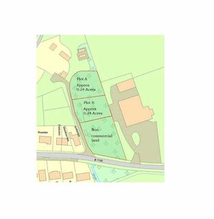 Land to rent - Station Road, Spilsby, Lincolnshire
