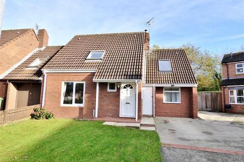 4 bedroom link detached house for sale - White Cross Way, Full Sutton
