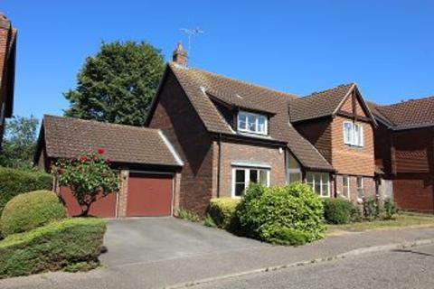 4 bedroom detached house for sale - Canterbury Way, Chelmsford, CM1 2XN