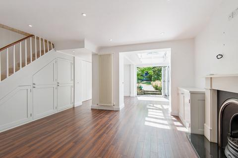 3 bedroom terraced house to rent - BLENHEIM TERRACE, NW8 0EJ
