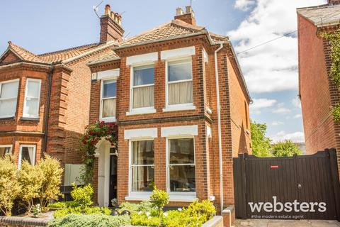 4 bedroom detached house for sale - College Road, Norwich NR2