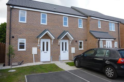 2 Bedroom End Of Terrace House For Sale   Mirabelle Way, Harworth,  Doncaster,