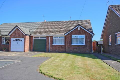 2 bedroom semi-detached bungalow for sale - Loatley Green, Cottingham, HU16