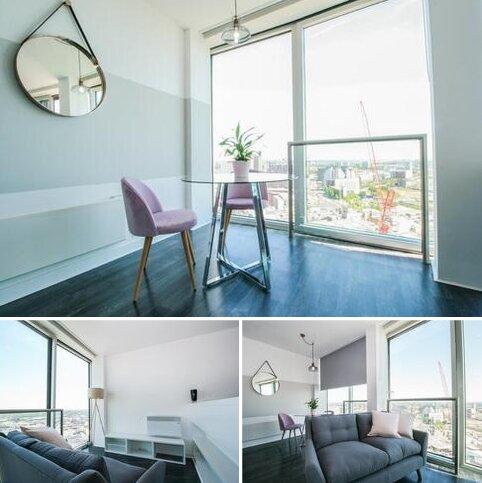 Studio to rent - Rotunda, 150 New Street